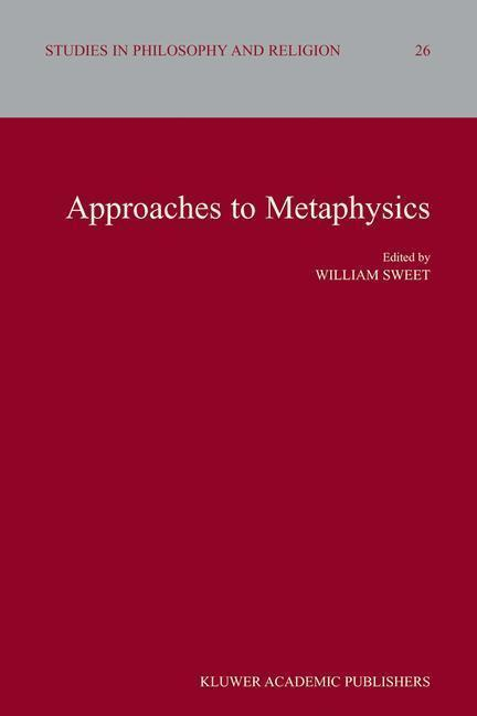 Approaches to Metaphysics