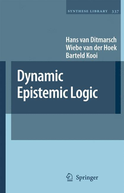 Dynamic Epistemic Logic