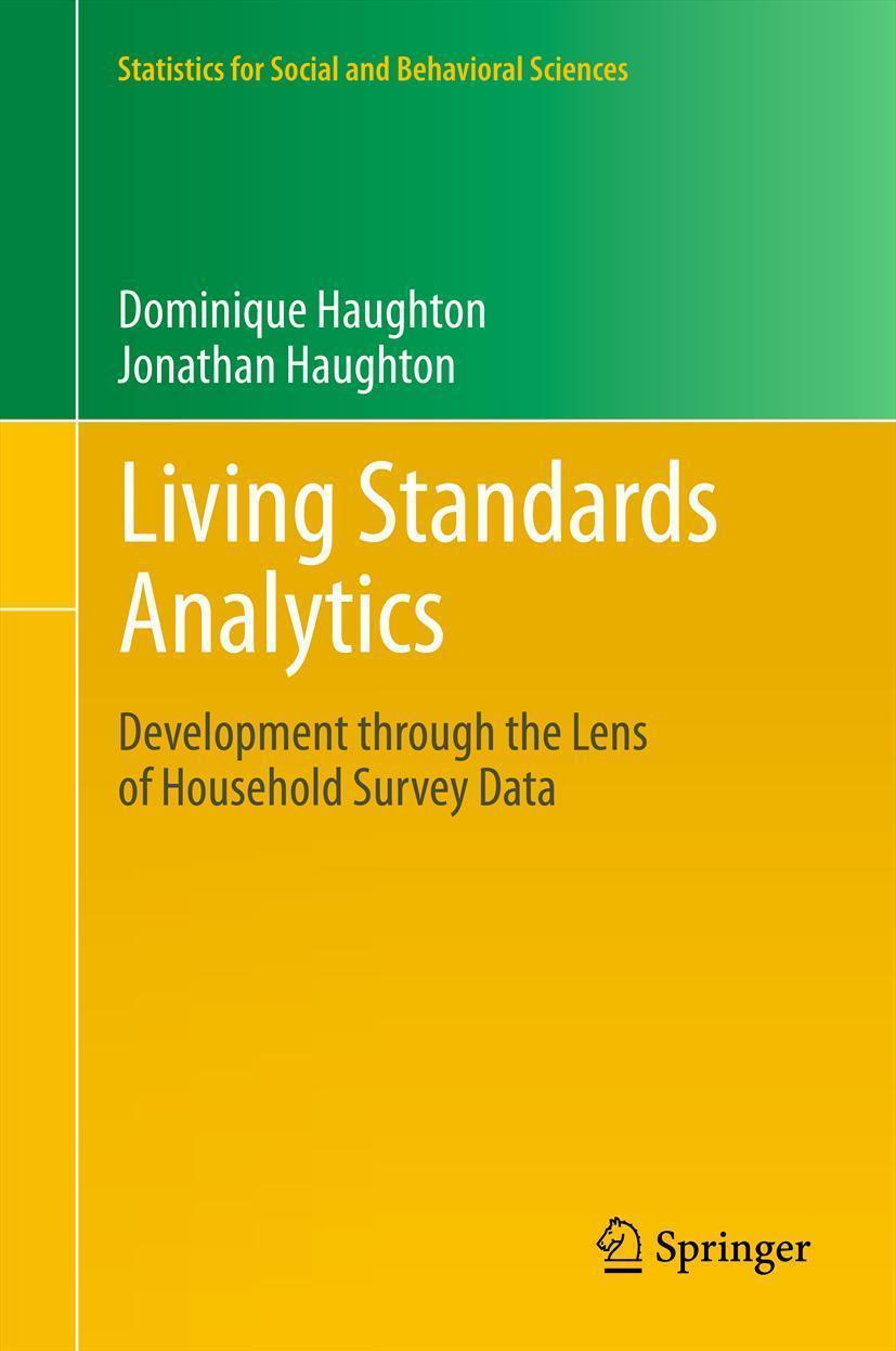 Living Standards Analytics Development through the Lens of Household Survey Data