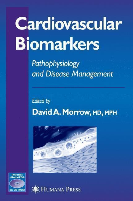 Cardiovascular Biomarkers Pathophysiology and Disease Management