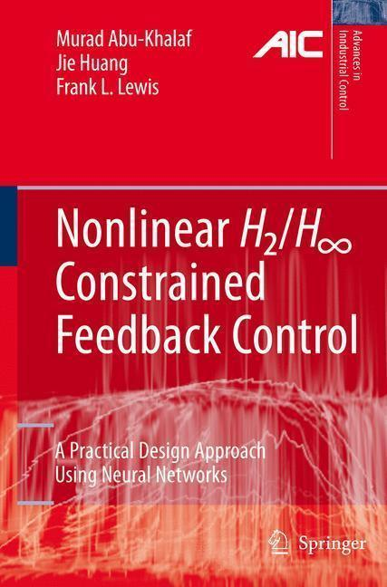 Nonlinear H2/H-Infinity Constrained Feedback Control A Practical Design Approach Using Neural Networks