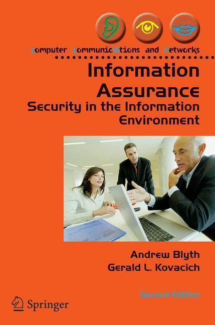 Information Assurance Security in the Information Environment