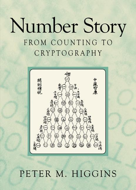 Number Story From Counting to Cryptography