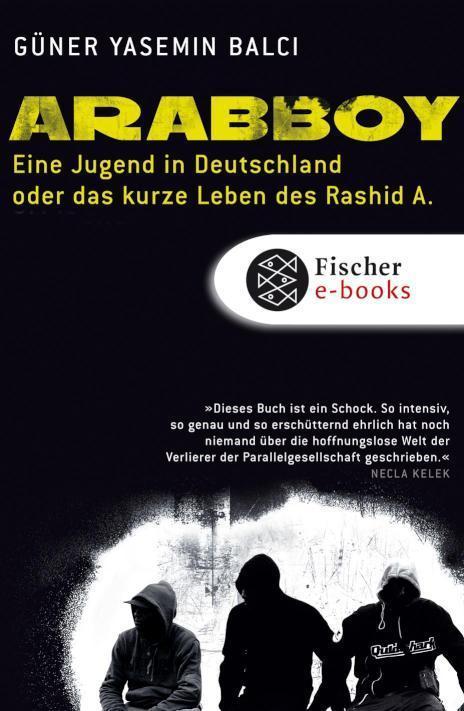 Arabboy Eine Jugend in Deutschland oder Das kurze Leben des Rashid A.