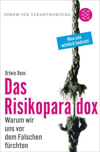 Das Risikoparadox Warum wir uns vor dem Falschen fürchten