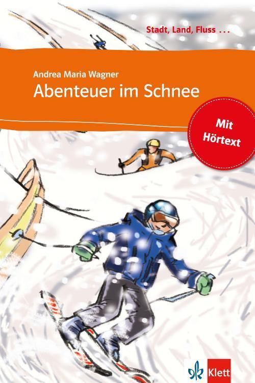 Abenteuer im Schnee Buch mit eingebettetem Audio-File A1