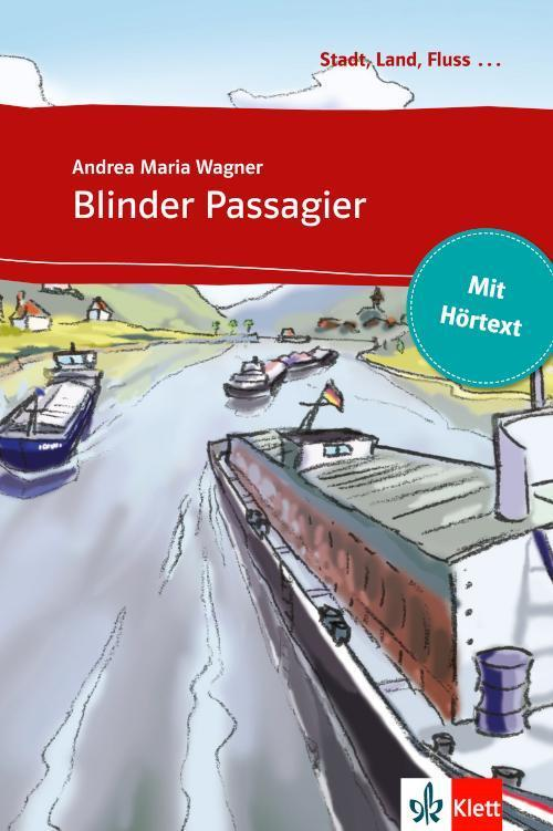 Blinder Passagier Buch mit eingebettetem Audio-File A1