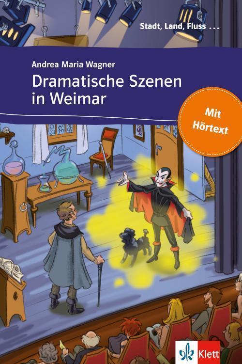Dramatische Szenen in Weimar Buch mit eingebettetem Audio-File A1