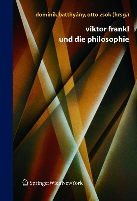 Viktor Frankl und die Philosophie