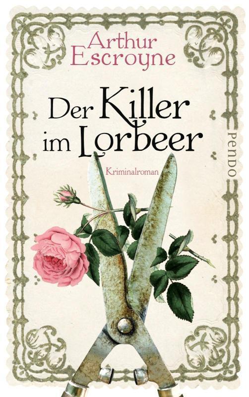 Der Killer im Lorbeer Kriminalroman