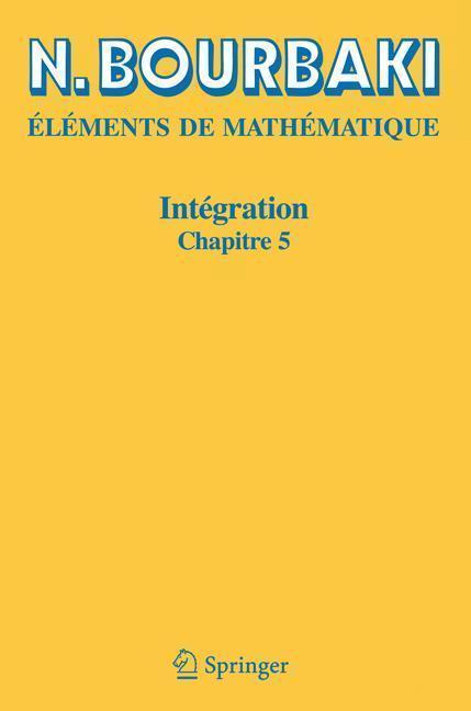 Intégration Chapitre 5