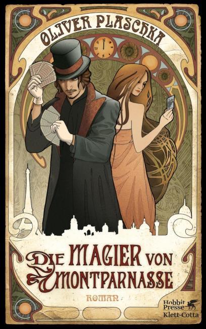 Die Magier von Montparnasse Roman