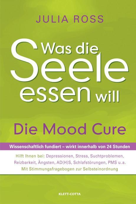Was die Seele essen will Die Mood Cure