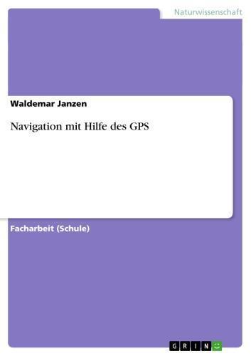 Navigation mit Hilfe des GPS