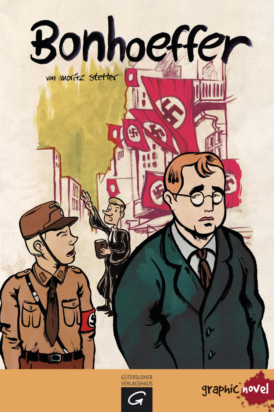Bonhoeffer Graphic Novel