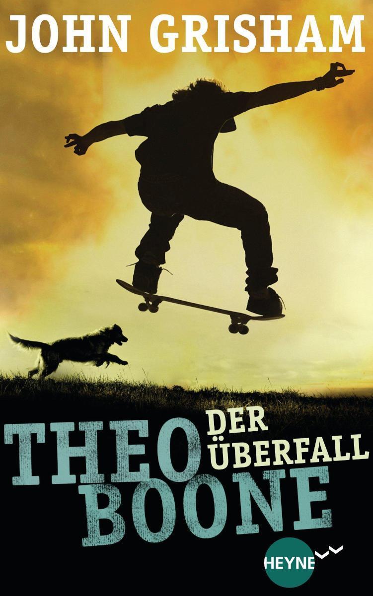 Theo Boone - Der Überfall Band 4