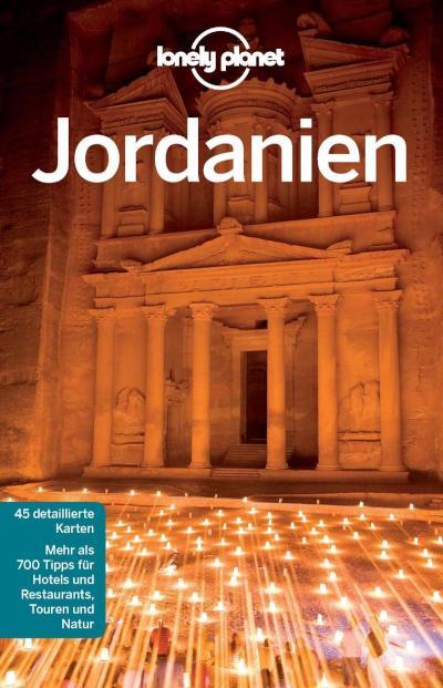 Lonely Planet Reiseführer Jordanien