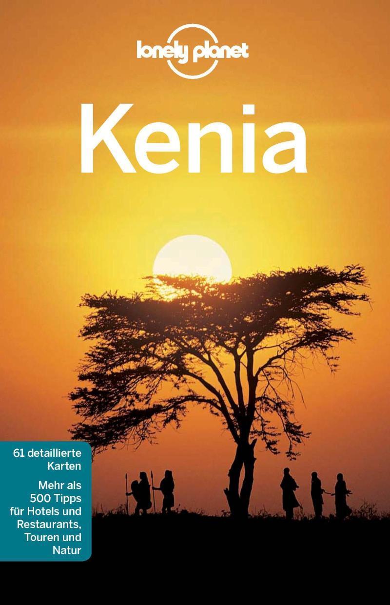 Lonely Planet Reiseführer Kenia
