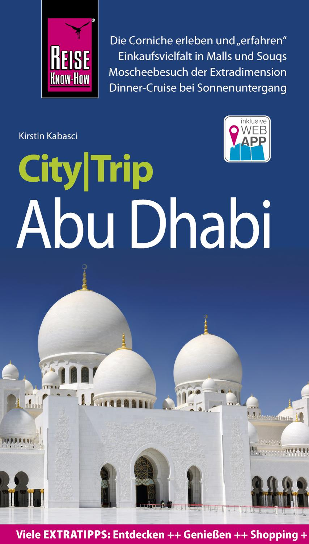 Reise Know-How CityTrip Abu Dhabi Reiseführer