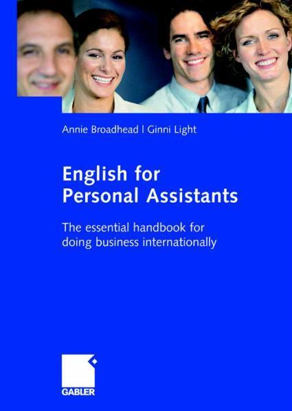 English for Personal Assistants The essential handbook for doing business internationally